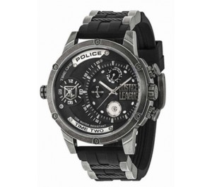 Reloj POLICE caballero Ref. 1451253011 <Edición Limitada Liga de la Justicia>