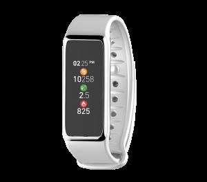 Reloj Mykronoz ZeFit3 Seguimiento de actividades (BLANCO)