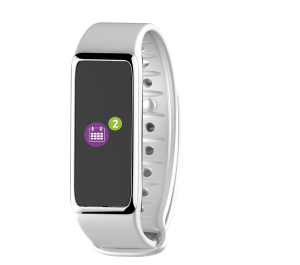 Reloj Mykronoz ZeFit3HR Seguimiento de actividades (BLANCO)