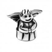 Abalorio pulsera SMW plata Angelito