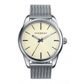 Reloj acero Viceroy caballero. Ref. 432191-25