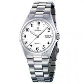 Reloj Festina Caballero acero. F16374/1