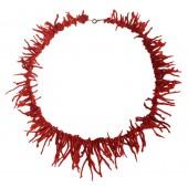 Collar Raíz de Coral