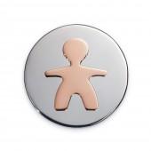 Medallón Viceroy Plaisir niño. Ref. VMC0029-10