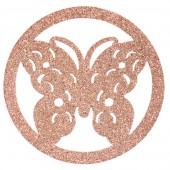 Medallón Viceroy Plaisir Medallón acero ip rosa